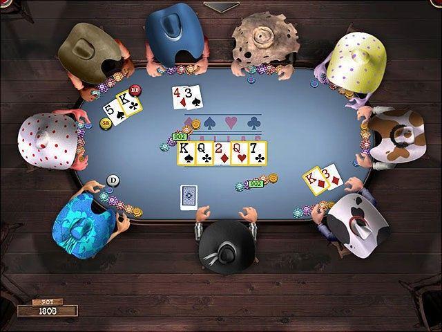 Governor of Poker bildschirmfotos