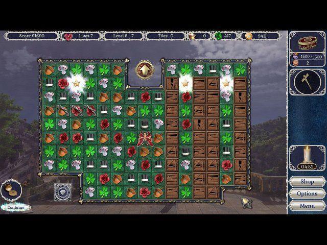 Screenshot  «Jewel Match Royale 2: Rise of the King» № 2