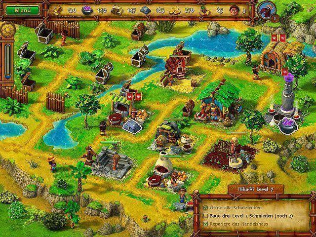 Screenshot  «Moai 5: Neue Generation. Sammleredition» № 7