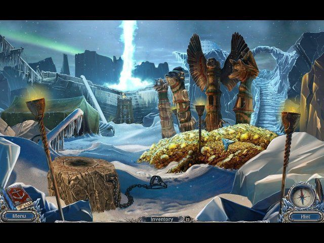 Screenshot  «Mystery Expedition: Gefangene im Eis» № 5
