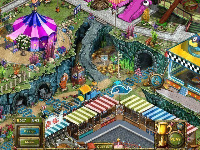 Screenshot  «Tales of Lagoona 3: Fehden, Fälschungen, und Fischstäbchen» № 4
