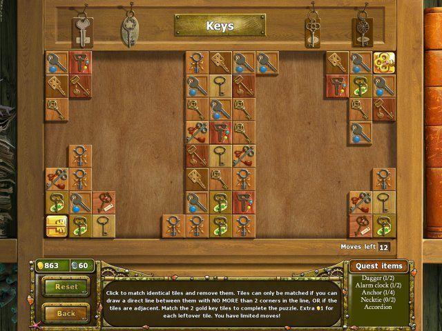 Screenshot  «Tales of Lagoona 3: Fehden, Fälschungen, und Fischstäbchen» № 8