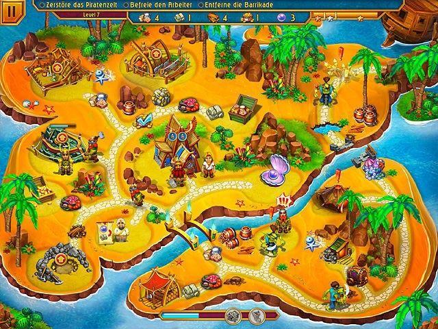 Screenshot  «Im Land der Wikinger 4» № 8