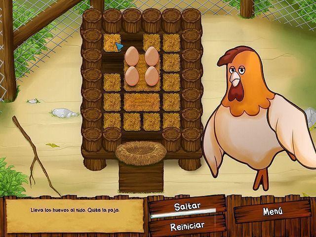 Anka en Español game