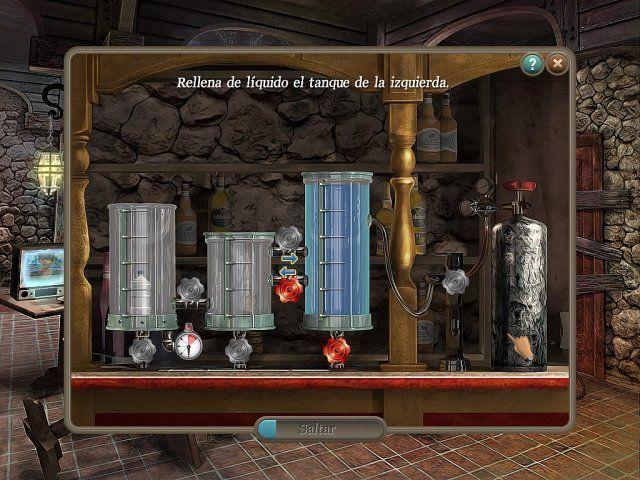 Detrás del reflejo 2: La Venganza De La Bruja en Español game