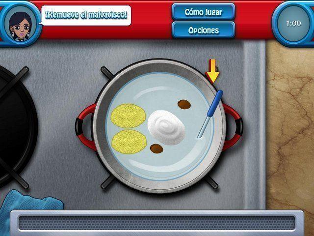Cooking Academy 3: Receta para el éxito en Español game