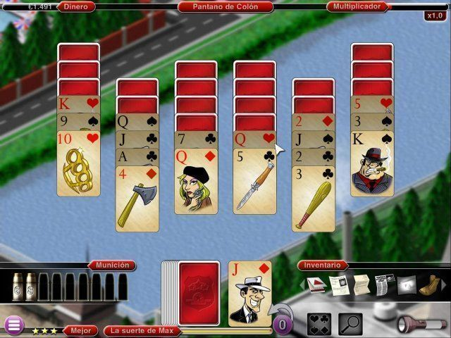 Crime Solitaire 2: The Smoking Gun download free en Español