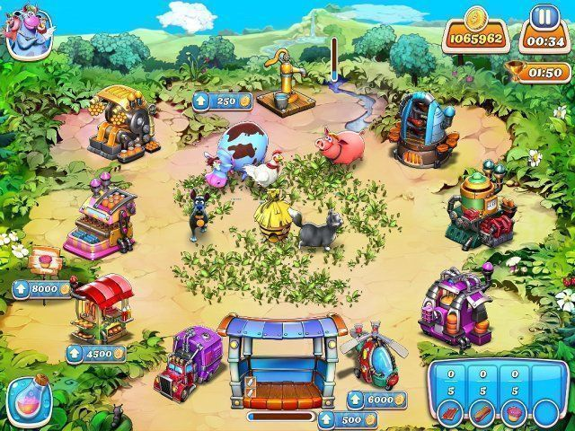 Farm Frenzy: Hurricane Season download free en Español