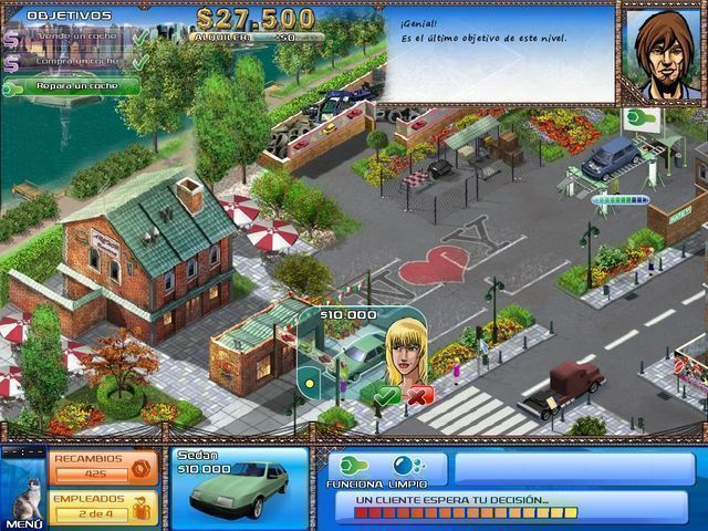 Fix-it-up 2: World Tour en Español game