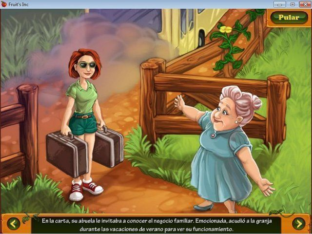 Fruits Inc. en Español game