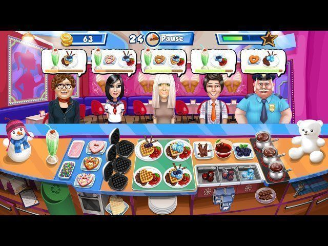 Happy Chef 3. Collector's Edition en Español game