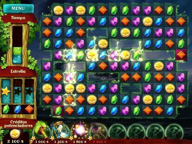 Jewel Legends: Magical Kingdom download free en Español