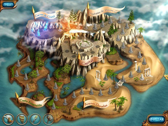 Legends of Atlantis: Exodus download free en Español