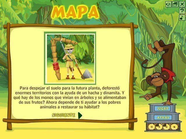 Torre del Mono en Español game