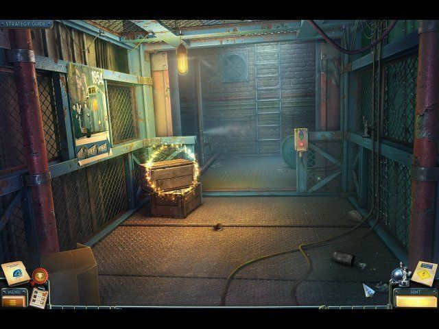 New York Mysteries: High Voltage. Collector's Edition en Español game