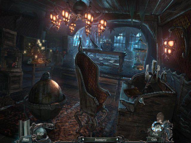Nightmares from the Deep: El Corazón Embrujado Edición de coleccionista en Español game