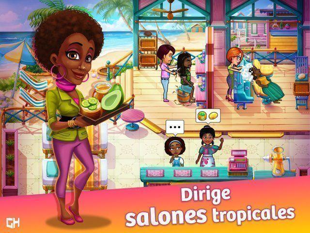 Sally's Salon – Beauty Secrets. Collector's Edition en Español game