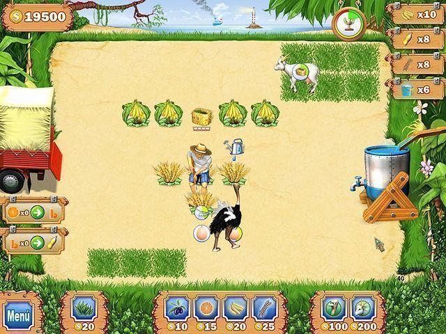 Granja tropical en Español game