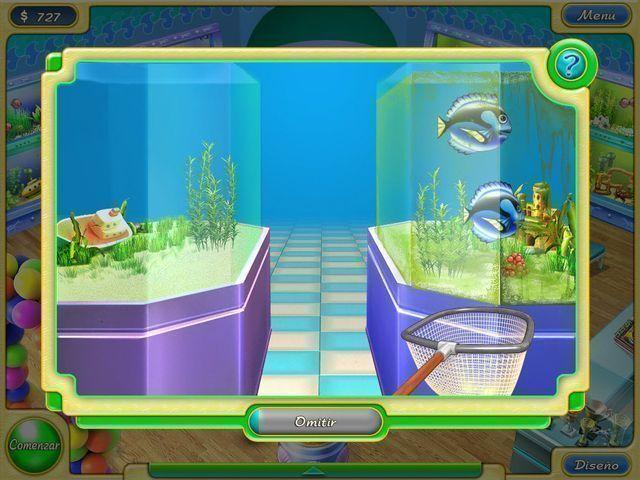 Tropical Fish Shop 2 en Español game