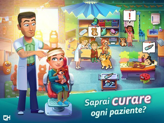Gioco Heart's Medicine – Hospital Heat. Collector's Edition download italiano