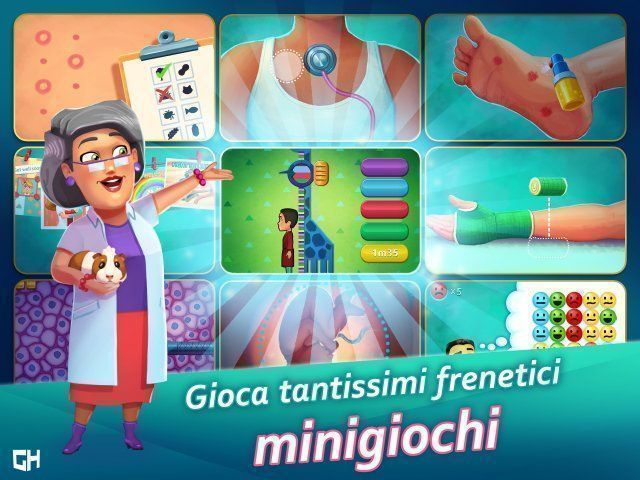 Heart's Medicine – Hospital Heat. Collector's Edition game