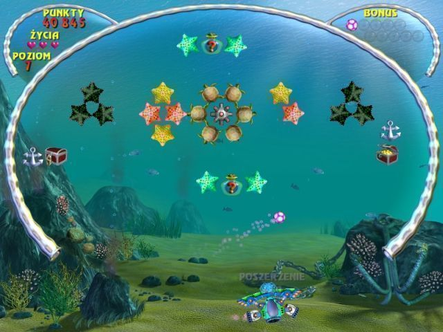 AquaBall Gra Bezpłatne