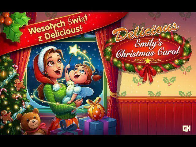 Bezpłatne pobieranie Delicious – Emily's Christmas Carol. Collector's Edition