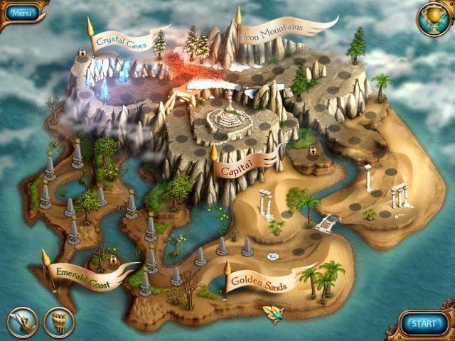 Legends of Atlantis: Exodus Gra Bezpłatne