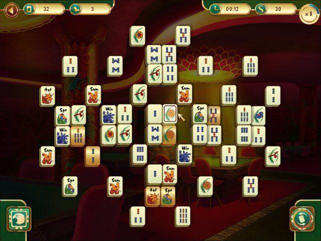 Światowy Turniej Mahjonga