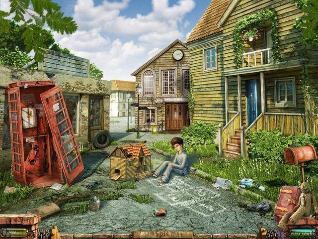 Zbłąkane Dusze: Historia domku dla lalek