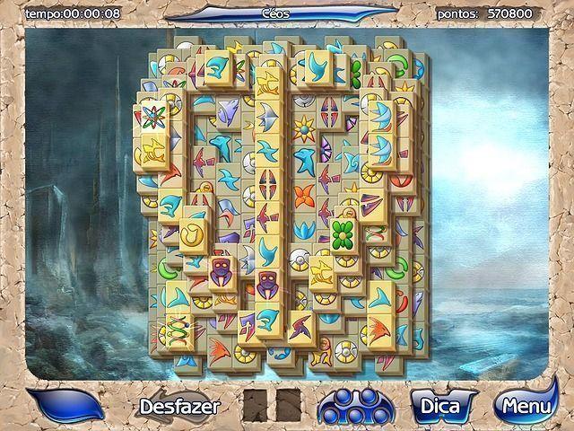 1 скриншот игры Маджонг: Артефакты / Mahjongg Artifacts.