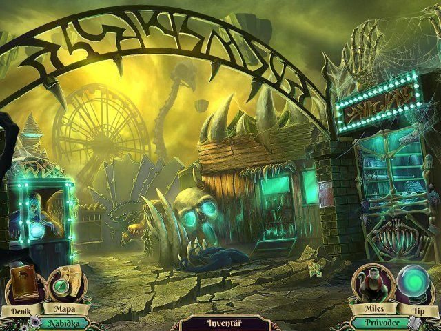Temná tajemství: Lunapark. Sběratelská edice
