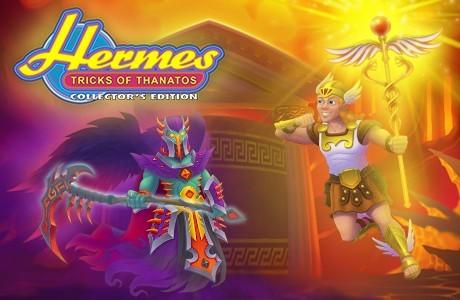 Hermes 4: Tricks of Thanatos. Collector's Edition