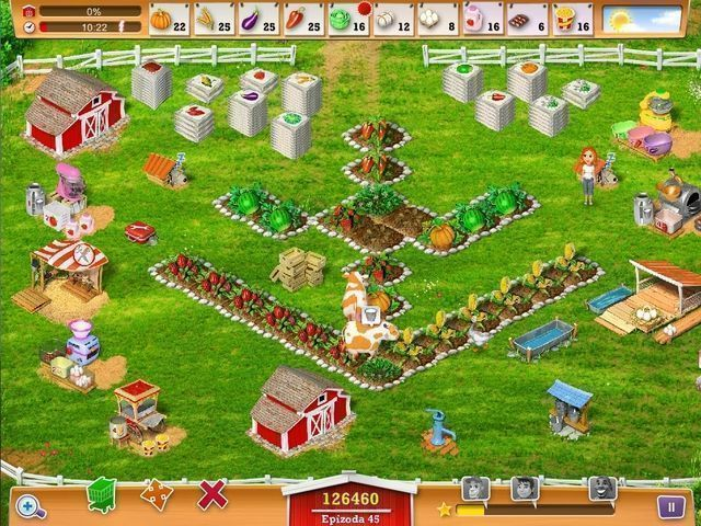 Můj život na farmě