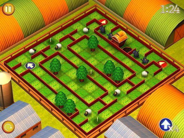 Běžící ovce: Malé světy