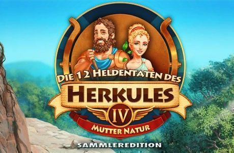 Die 12 Heldentaten des Herkules IV: Mutter Natur. Sammleredition