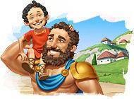 Details über das Spiel Die 12 Heldentaten des Herkules V: Die Kinder Griechenlands