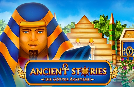 Ancient Stories: Die Götter Ägyptens
