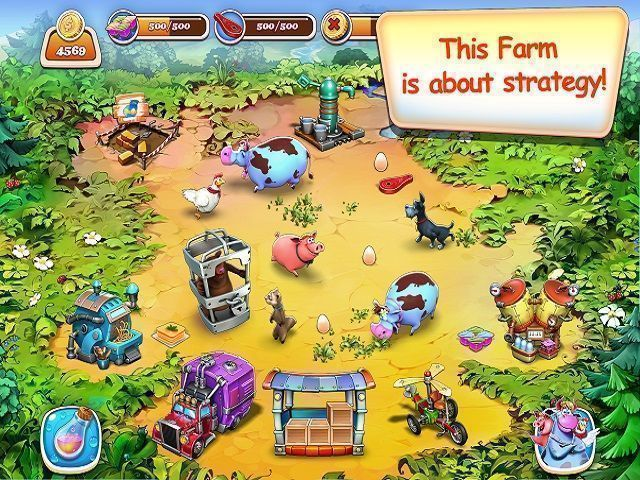 Farm Frenzy Inc.