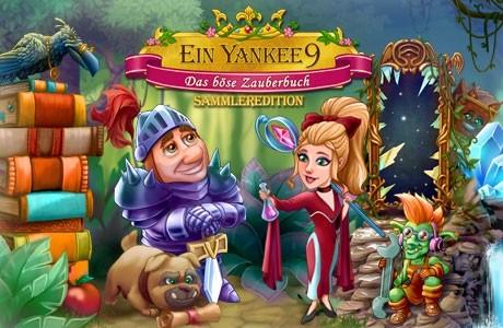 Ein Yankee 9: Das böse Zauberbuch. Sammleredition