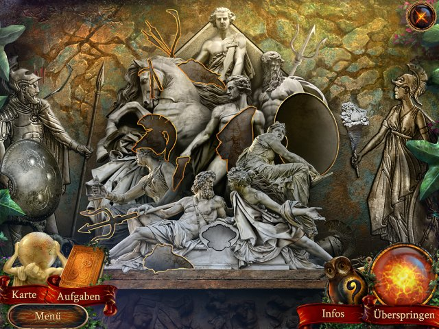 The Myth Seekers: Das Erbe des Vulcanos. Sammleredition
