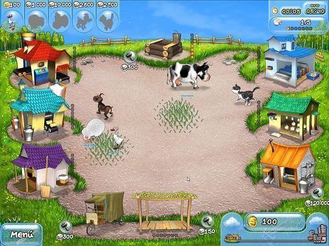 Descargar gratis Farm Frenzy, jugar a la versión completa de