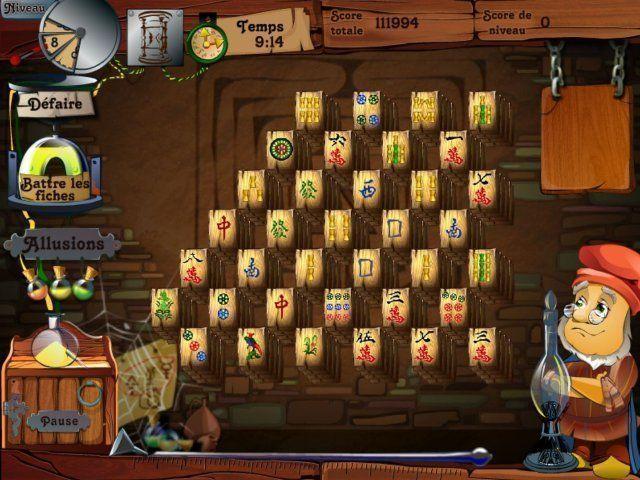 Alchemy Mahjong