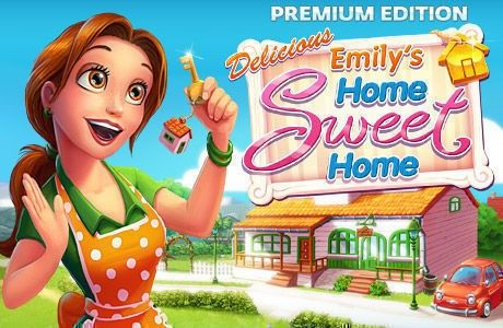 Delicious - Emily's Home Sweet Home. Premium Edition