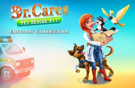 Dr. Cares: Pet Rescue 911. Edition Collector