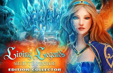 Living Legends: Beauté Froide. Edition Collector