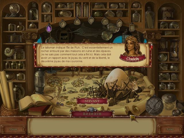 1001 Nights: Les Aventures de Sindbad