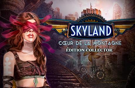 Skyland: Cœur de la Montagne. Édition Collector