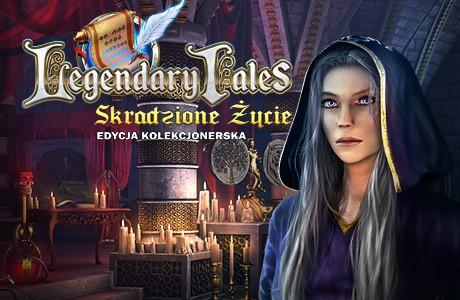 Legendary Tales: Skradzione Życie. Edycja kolekcjonerska