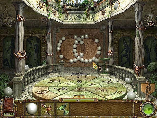 Gizemli Adanın Hazineleri: Zaman Kapıları